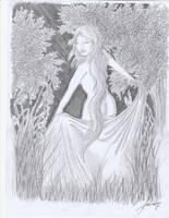 die Schwanenjungfrau by dracontologe