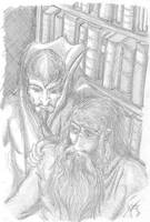 Doktor Faustus by dracontologe