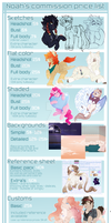 Outdated commissionsheet
