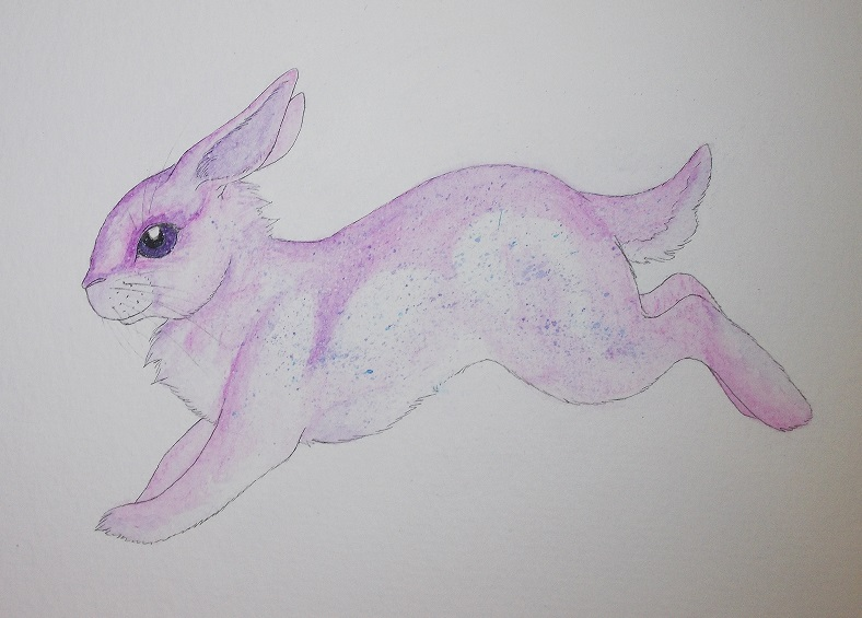 Sparkle Bunny of Love by Reykur