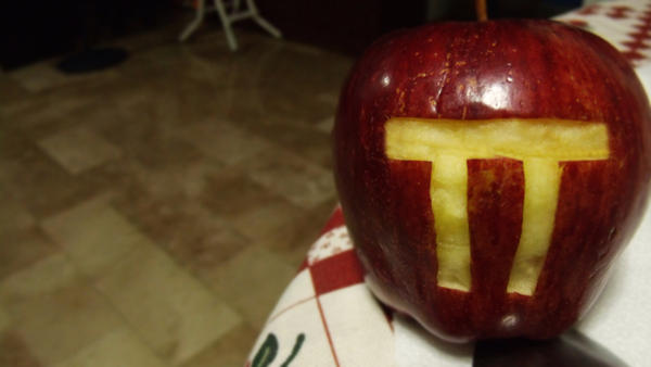 Apple Pi by jabberjay00