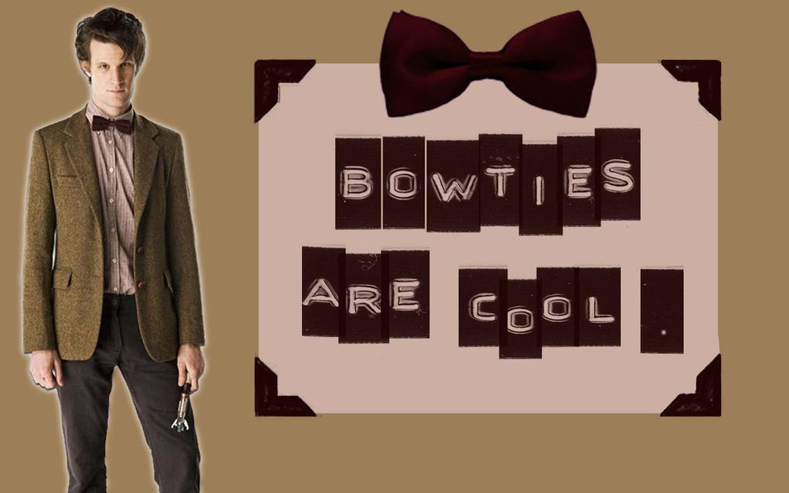 bowties are cool by kyrstenburroughs on deviantart