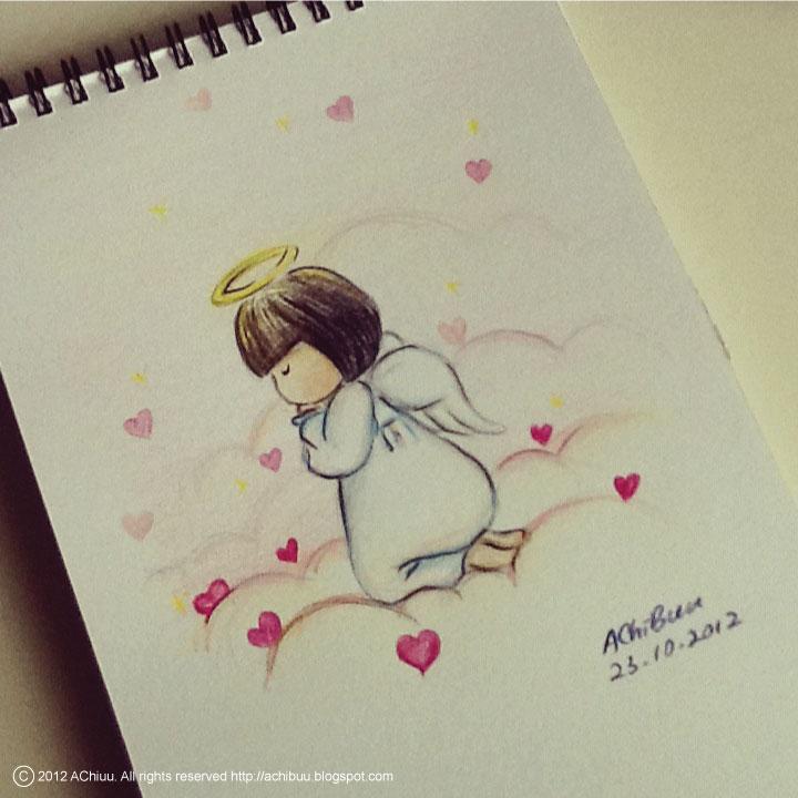 Praying for you~~ by AChiBuu