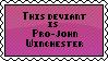 Pro-John =/= abuse apologist by sonikkuruzu