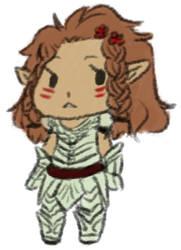 One of many stealth archers by sonikkuruzu