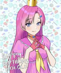 Happy Birthday Rololi! by hector026