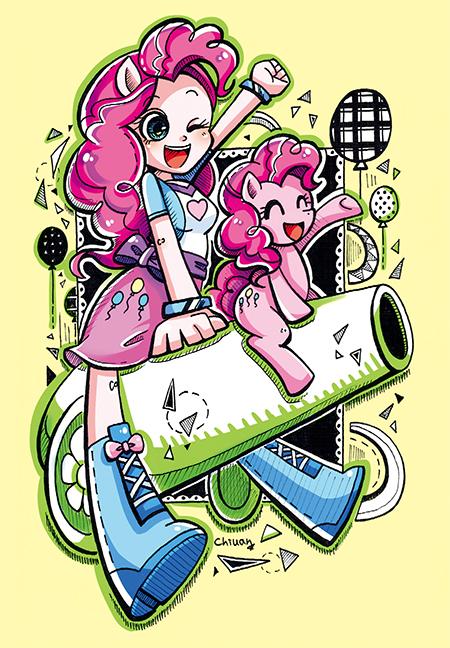 Pinkie Pie by CChiuan