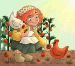 [DTIYS ENTRY] - Chickens