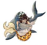 Wildlife Mermaid