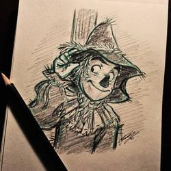 Scarecrow (sketch)