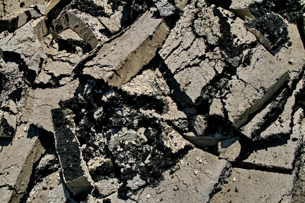 texture asphalt by algidusa