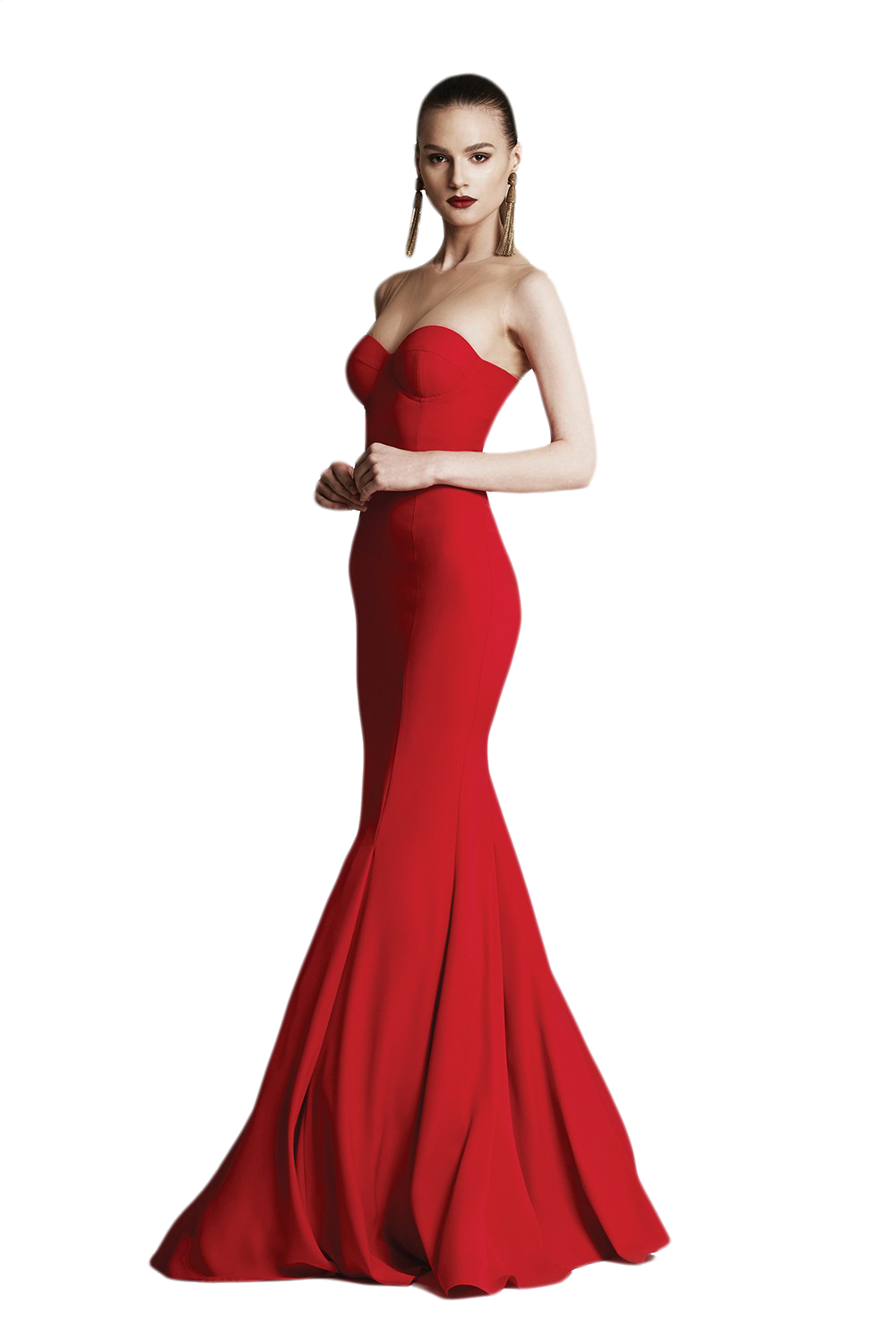 girl in the red dress png by msoranzhevaya on deviantart