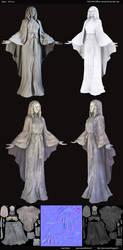 Statue by amaterasu111