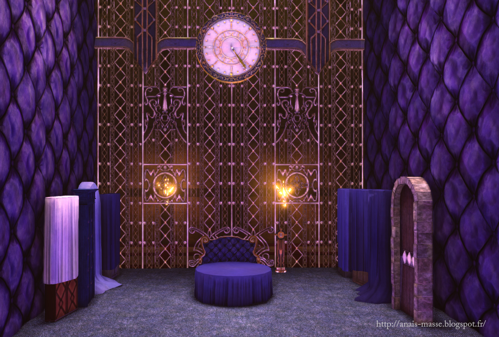 Velvet Room UDK 2 - Persona 3 by amaterasu111 on DeviantArt