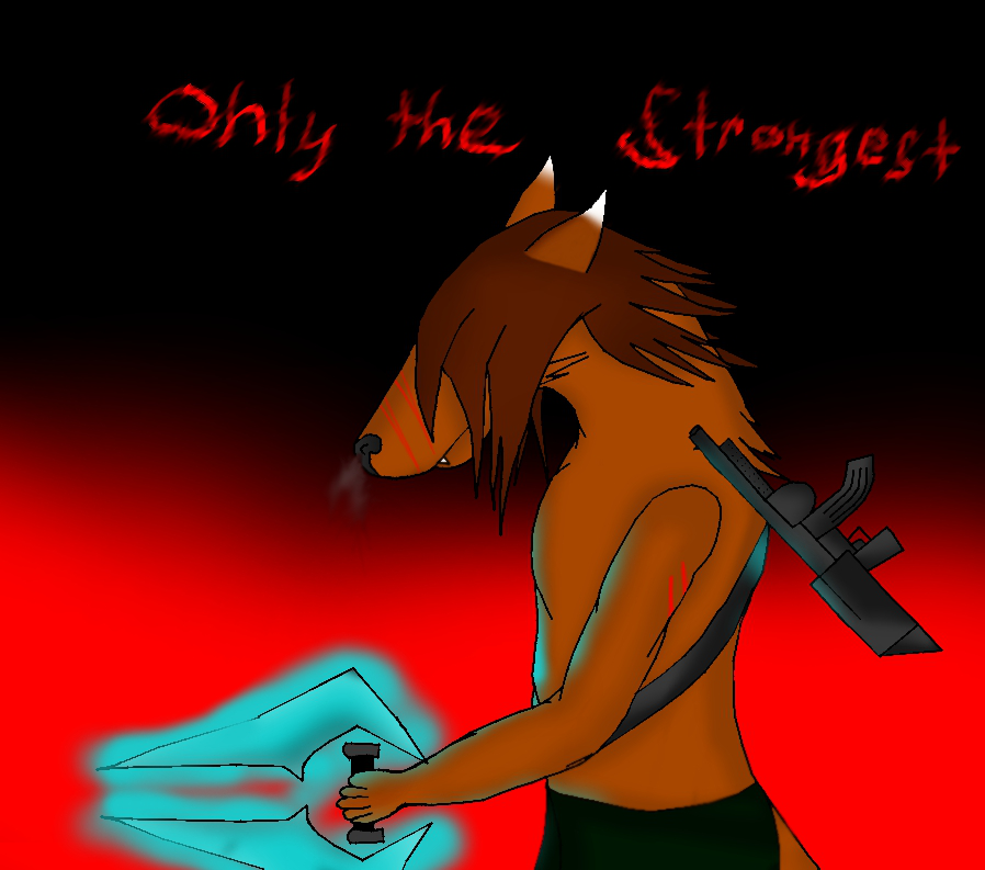 Only the strongest will survive song lyrics