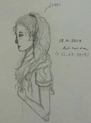 Jessi (Sketch #2)