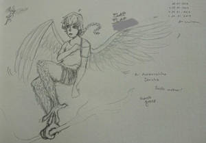 Harpy (Sketch #3)