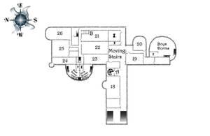HP: Hogwarts - Second Floor by regasssa