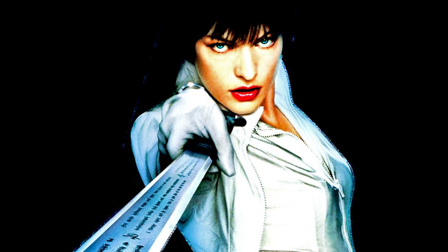 Ultraviolet Milla Jovovich