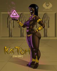 Ka'Tori The Egyptian Goddess