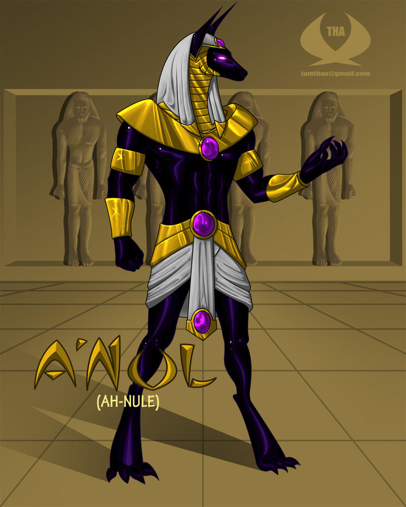 The A'Nul by THA-X