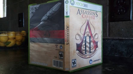 Assassins Creed 2 Custom Cover.
