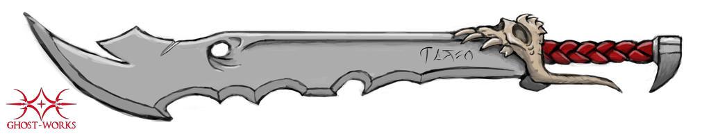 Orc sword (Re-Work)