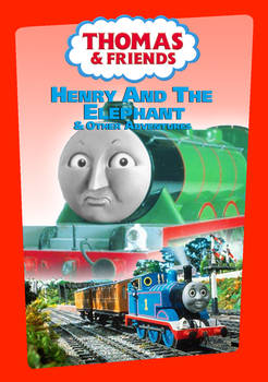 Henry And The Elephant Custom Cover (Milliefan92)