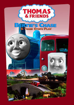 Bertie's Chase And Train Stops Play Custom Cover