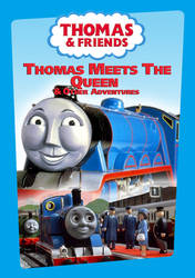 Thomas Meets The Queen Custom Cover (Milliefan92)