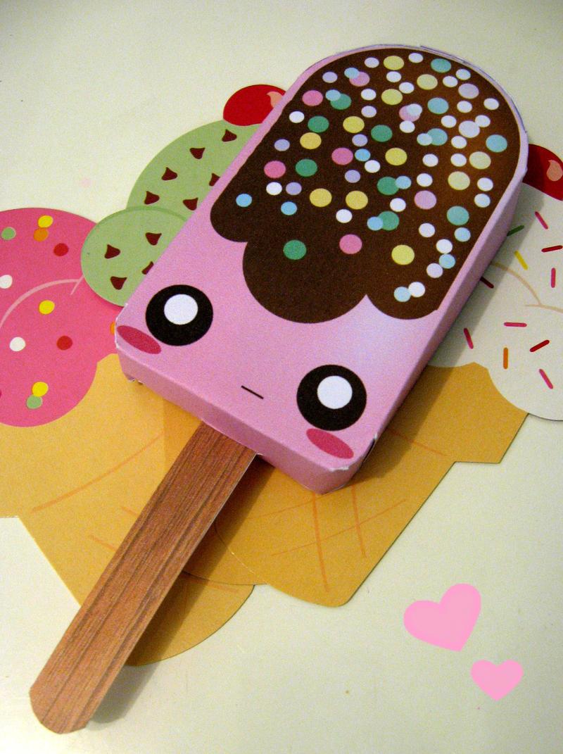 Lolli Papercraft by kickass-peanut