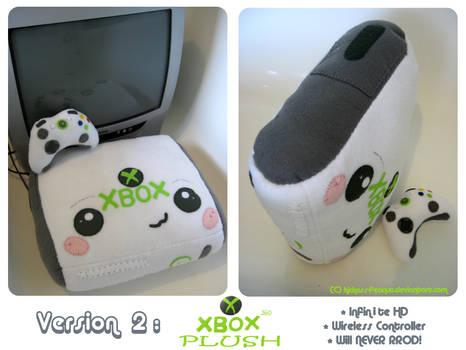 XBOX 360 Plush Edition V2