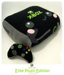 X360 ELITE Plush Edition