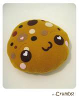 Triple Chocolate Cookie by kickass-peanut