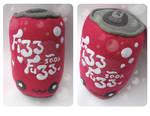 Fizz Fuzz Soda Plushie