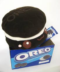 Oreo Plushified by kickass-peanut