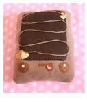 Choco Fudge Poptart