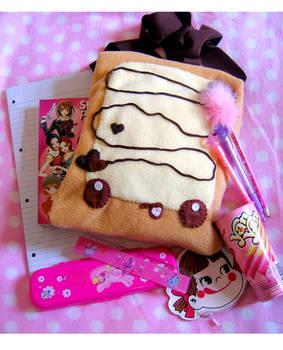 Size-Poptart bag