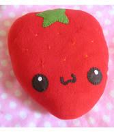 Strawberry by kickass-peanut