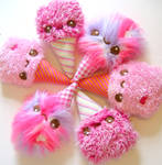 Cotton Candy Critters
