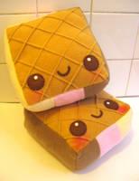 Neopolitan Sandwich by kickass-peanut