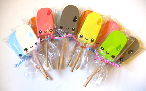 Cellophane Wrapped Lollies