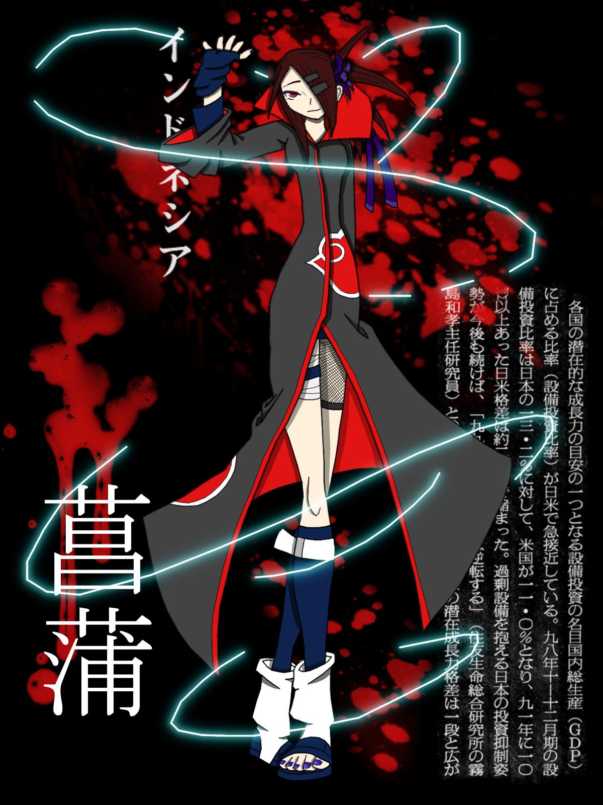 Akatsuki Fanfiction Character by animeaddict519 on DeviantArt