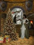 Santa and the Shield Maiden