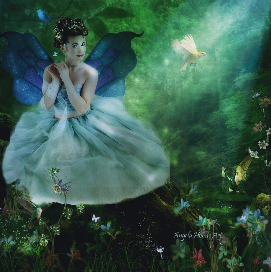 Summer Night Fairy
