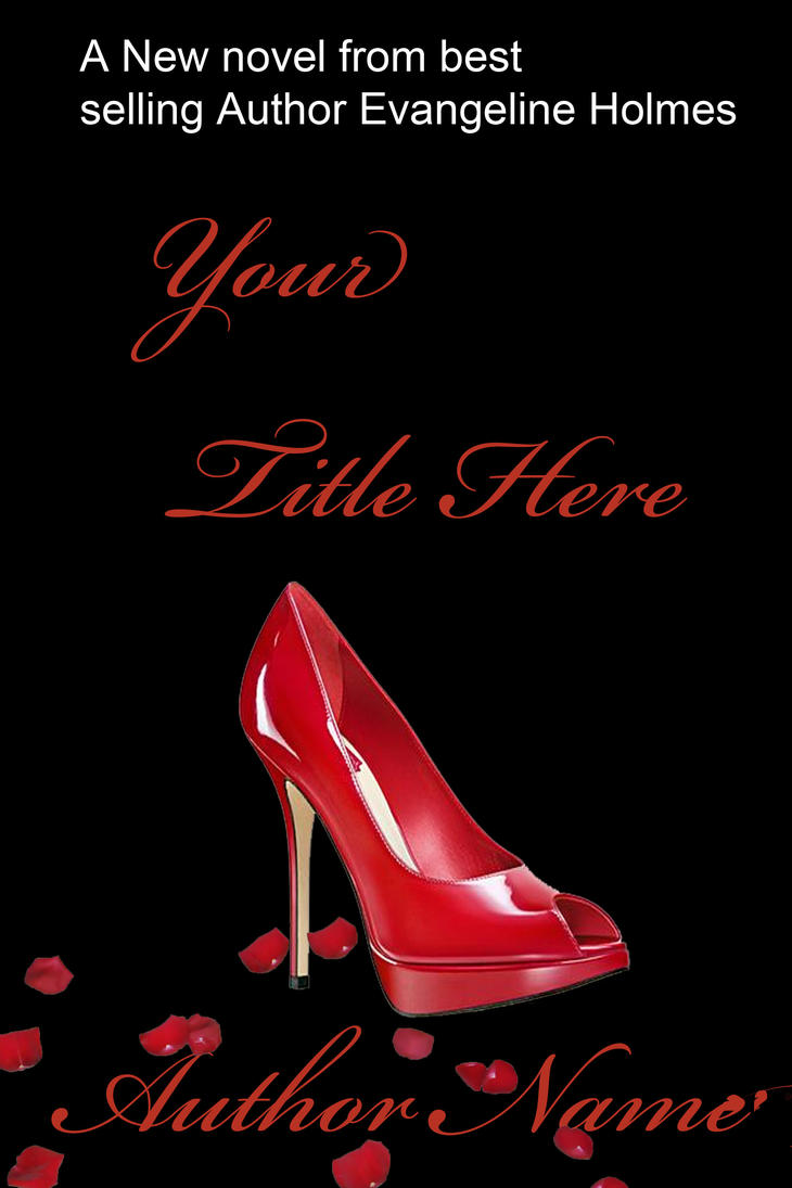 Hot Romance Book Covers : Red hot romance premade book cover by designdiva on