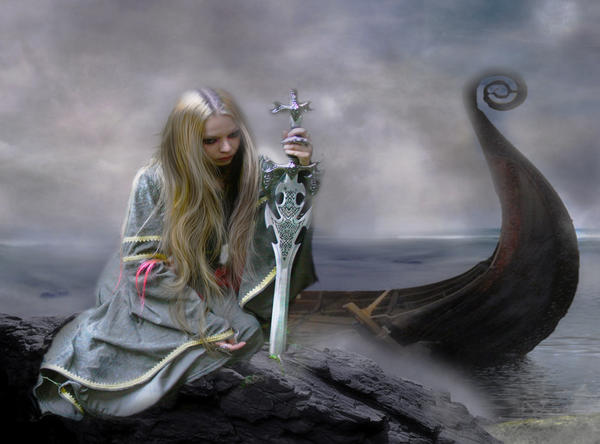 The last valkyrie by designdiva3