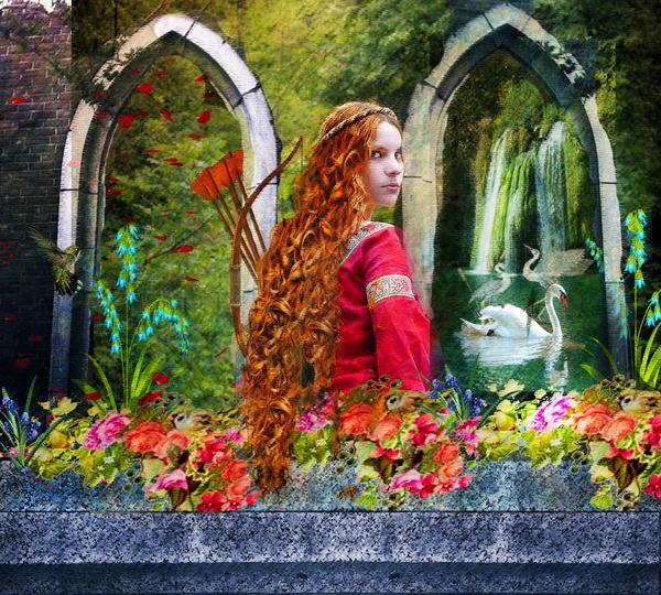 Rapunzels Revenge by designdiva3