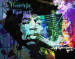 Jimmy hendrix fan Art