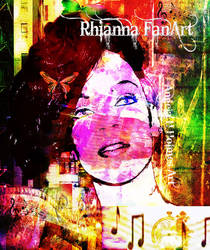 Rhianna Fan Art